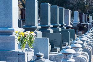 霊園・墓地見学
