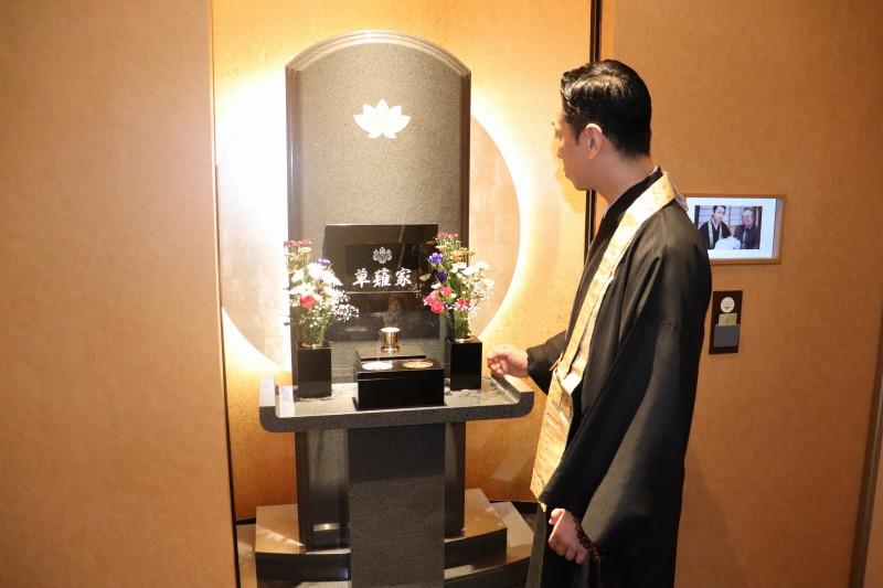 寿命寺 池田龍聖御廟(大阪府池田市)見学レポートの画像3