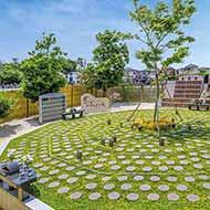 円光院 やすらぎの杜 永代供養墓・樹木葬永代供養付樹木葬 「自然想やすらぎの風」 合同墓