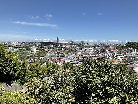 新横浜樹木葬墓地_2