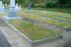 日野川西部墓地1