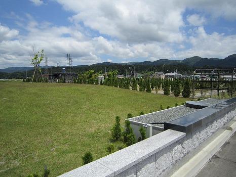 長岡やすらぎ霊園10
