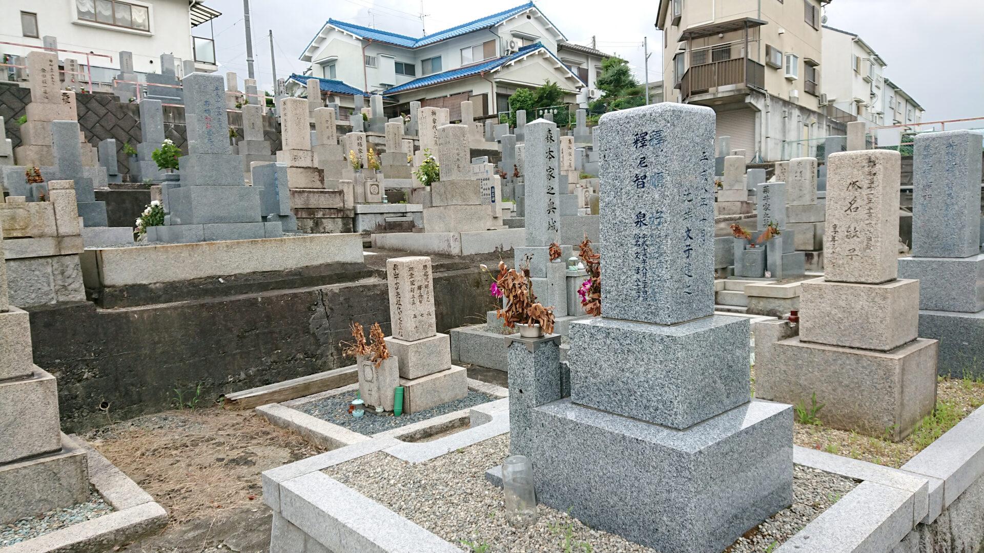 赤坂共同墓地_1
