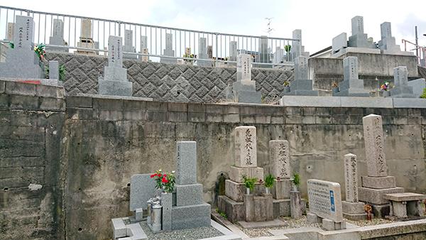 赤坂共同墓地_3
