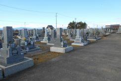 羽島市営 新井区墓地の画像1