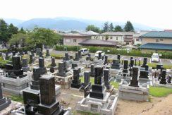 松本市営 蟻ケ崎霊園の画像1
