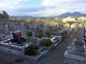 静岡市営 愛宕霊園の画像1