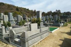 松山市営 梅津寺墓地の画像1