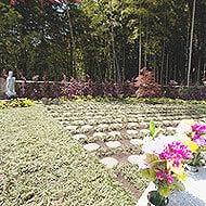 大乗寺 永代供養墓・樹木葬自然想 「やすらぎの風」 合同墓