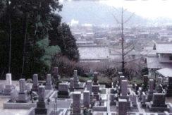 大覚寺墓苑の画像1