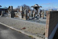 羽島市営 江頭墓地の画像1