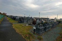 浜松市営 舞阪吹上墓地の画像1
