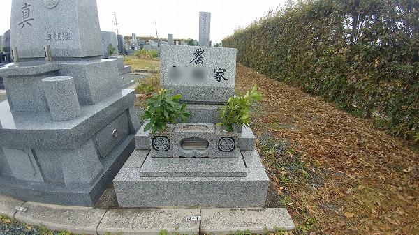 浜松市営 舞阪吹上墓地_2