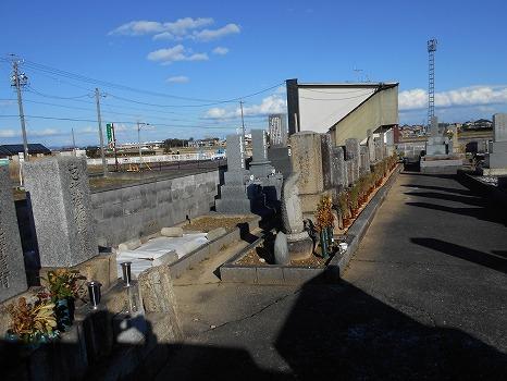 羽島市営 不破一色西地区霊園の画像2
