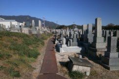 五條市墓地(西岡墓地)の画像1