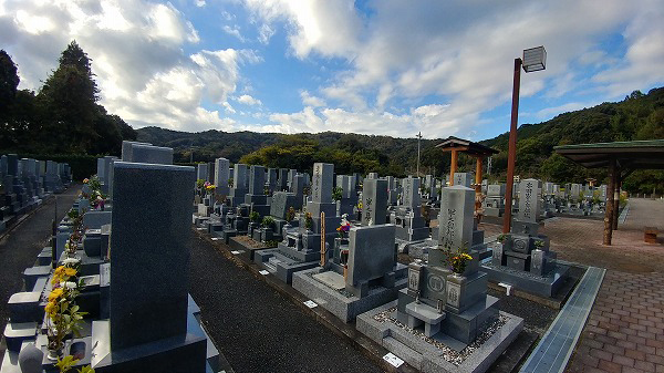 豊川市営 御油第二墓園_0