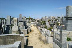 松山市営 垣生墓地の画像1