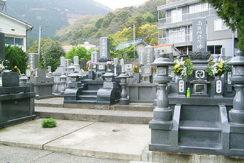 平畑墓地の画像