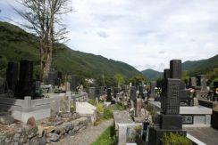 塩尻市営 平沢墓地の画像1