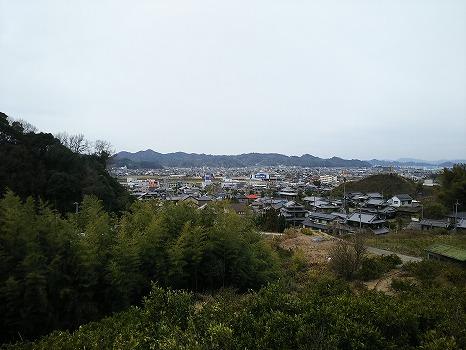 松山市営 平田墓地_5