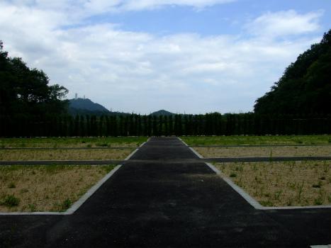 神戸市立 鵯越墓園_2