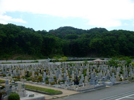 神戸市立 鵯越墓園_1
