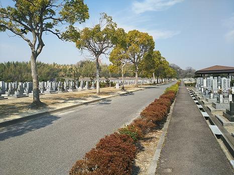 四日市市営 北部墓地公園の画像2