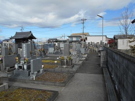 羽島市営 堀津墓地の画像2