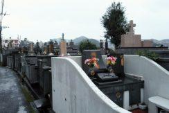 長崎市営 家野墓地の画像1