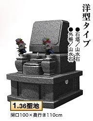 伊賀霊園セット販売 洋型タイプ