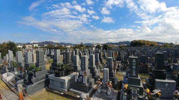 豊橋市営 飯村墓地の画像2