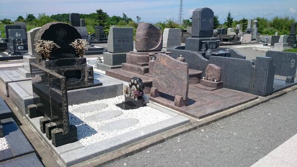 石狩はまなす墓苑_3