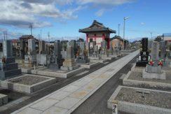 羽島市営 石田願照寺西霊園の画像1