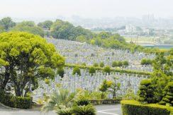 明石市営 石ヶ谷墓園の画像1