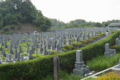 橿原市営 香久山墓園の画像1