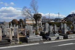 岐阜市営 加納穴釜墓地の画像3