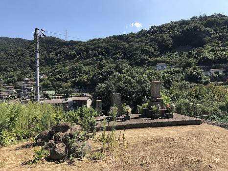 呉市営 警固屋墓地_0