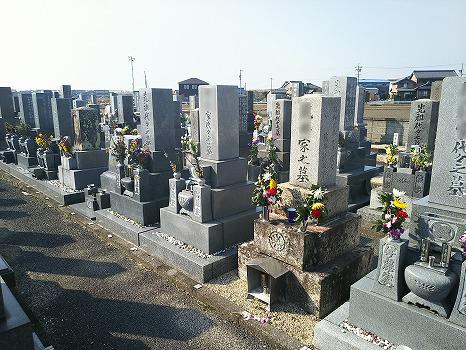 木曽岬町営 第二合同霊園_3