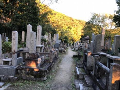 京都市営 清水山墓地_6