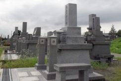 明楽寺 小林墓地の画像1
