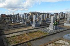 羽島市営 駒塚墓地の画像2