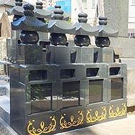金剛院 永代供養墓・樹木葬永代供養付個別墓 「冥福五輪塔」 永代納骨
