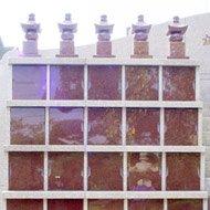 廣済寺 永代供養墓・樹木葬永代供養付個別墓 「寂光五輪塔」 Aタイプ 通常