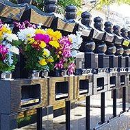 興福寺 永代供養墓・樹木葬個別墓 「冥福五輪塔」 永代納骨