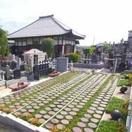 廣済寺 永代供養墓・樹木葬永代供養付樹木葬(自然葬墓地) 「無量寿」 合同墓