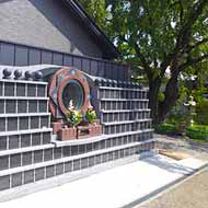 廣済寺 永代供養墓・樹木葬永代供養付個別墓 「無量光」 Aタイプ