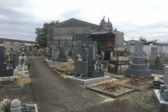 羽島市営 曲利区共同墓地の画像1