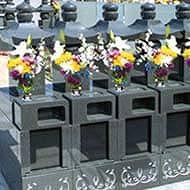 満願寺 永代供養墓・樹木葬個別墓 「冥福五輪塔」13回忌