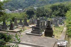 広島市営 正池平墓地の画像