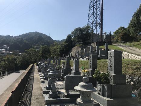 広島市営 三滝墓園_0